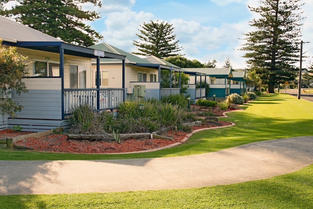 Werri Beach Accommodation Gerringong on the NSW South Coast